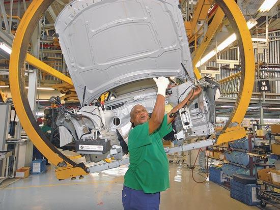 מפעל במוו דרום אפריקה / צלם: יחצ